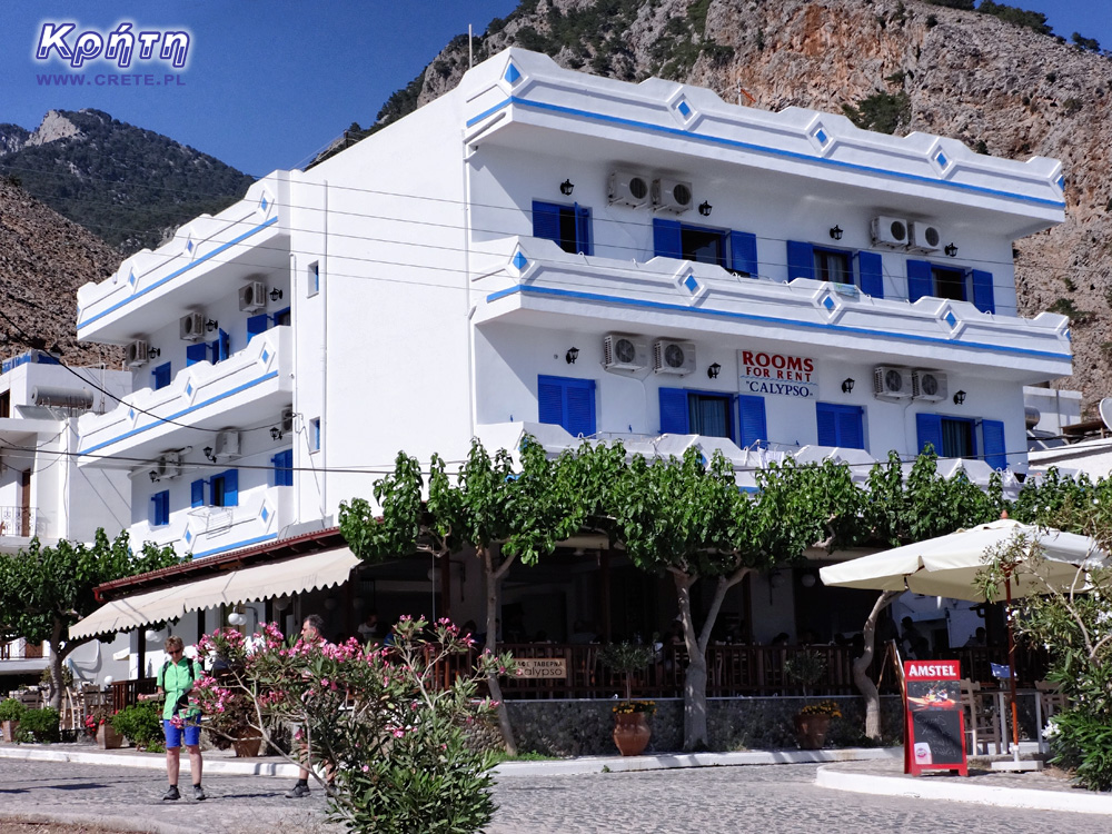 Guest house in Agia Roumeli