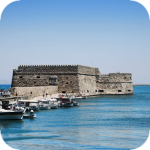 Fortress Koules - one of the most famous symbols of Heraklion | Twierdza Koules - jeden z najsłynniejszych symboli Heraklionu | Κούλες