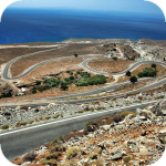 Droga z Imbros do Chora Sfakion || Road from Imbros to Chora Sfakion
