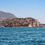 Spinalonga - one of the last  ...