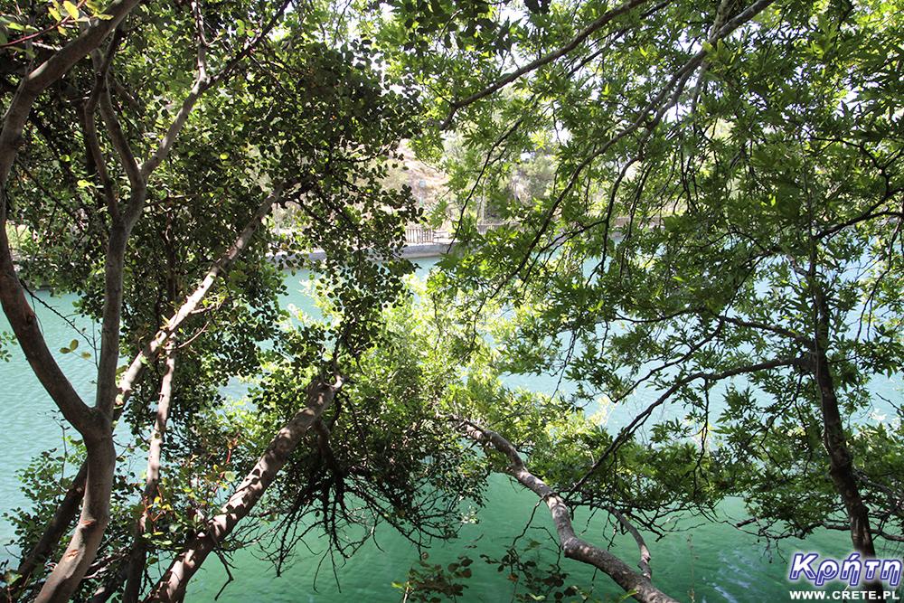 Jezioro Zaros