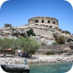 Spinalonga - the leper island