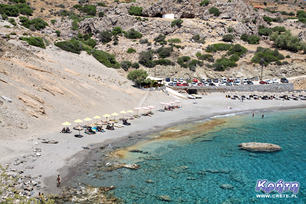 Agios Pavlos - view from above