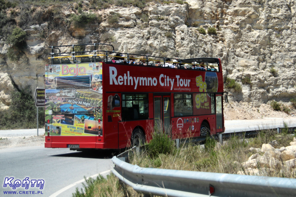 Rethymno - City Bus Tour