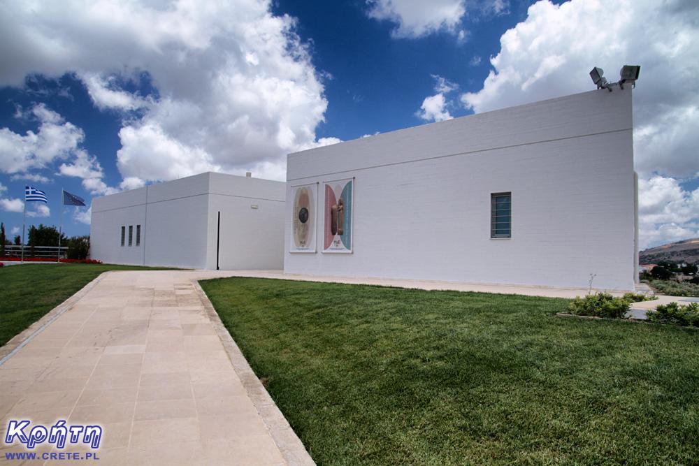 Muzeum Archeologiczne w Elefthernie