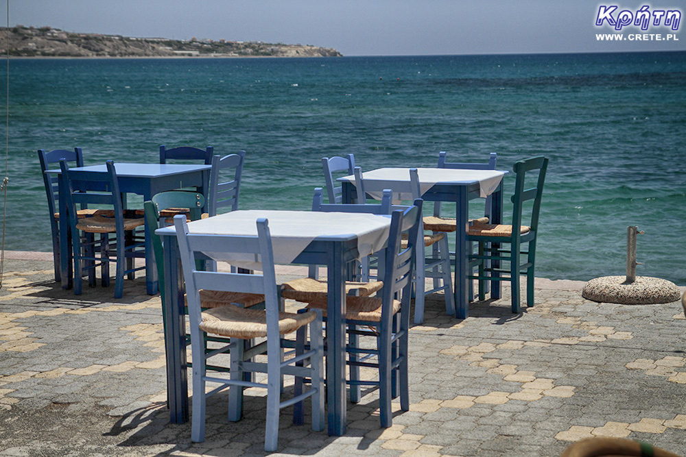 Taverns in the Ierapetra