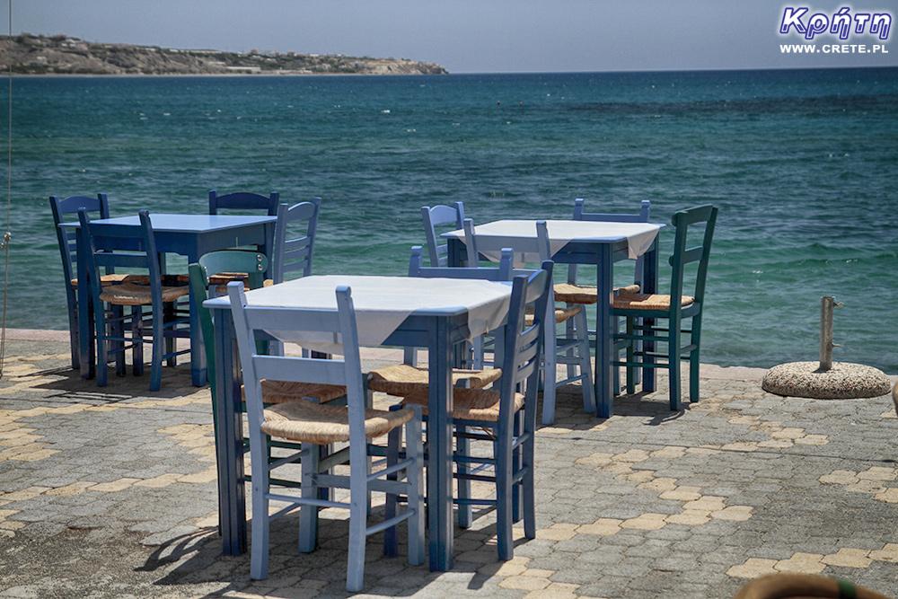 Tavernen in der Ierapetra