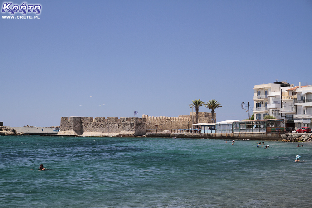 Kales - fortress in the Ierapetra