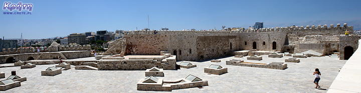 Koules - panorama