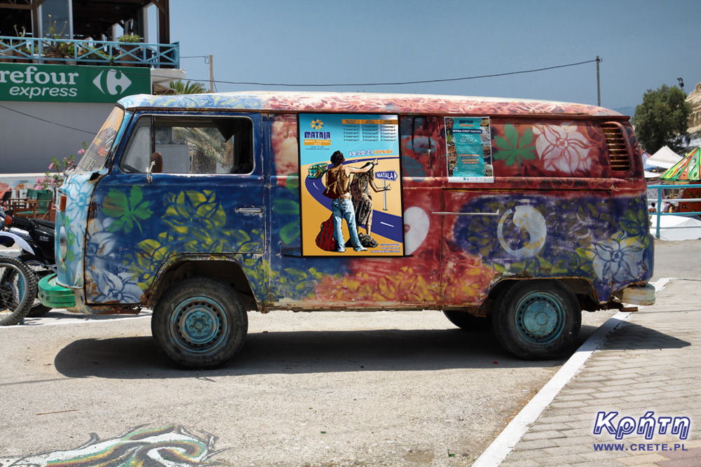 Matala Beach Festival 2015