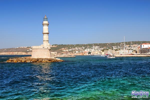 Chania - port