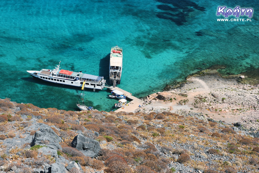 Cruises on Balos and Gramvoussa