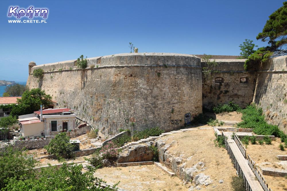 Rethymnon - Fortezza