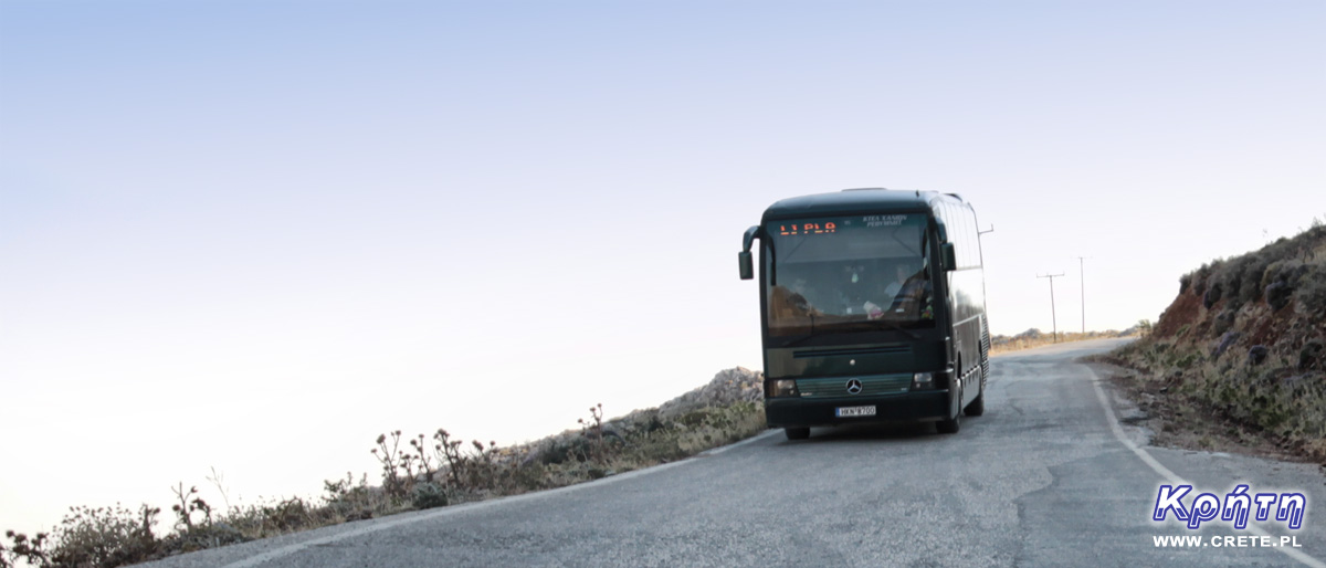 KTEL autobus