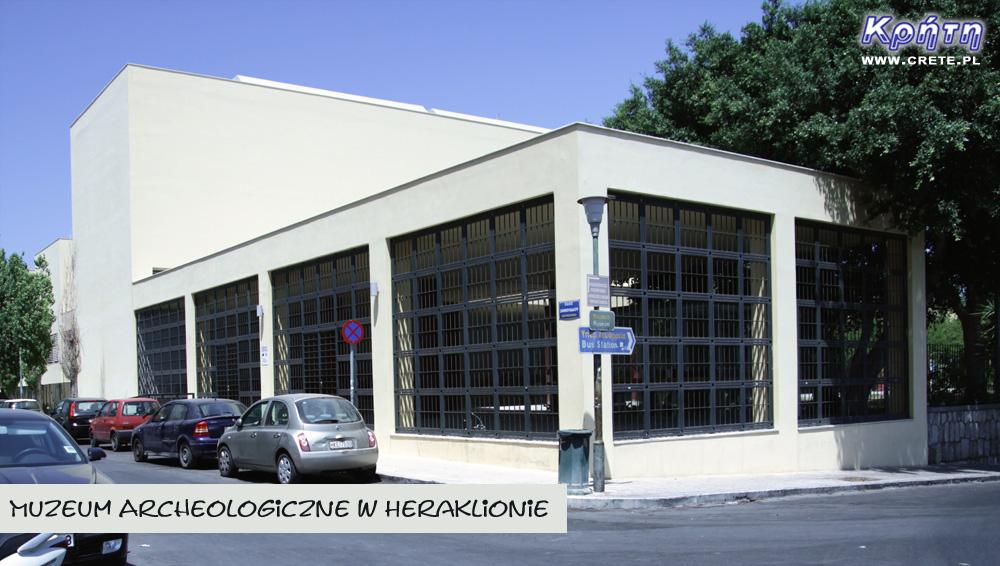 Muzeum Archeologiczne w Heraklionie