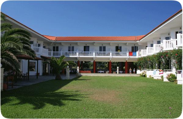 Hotel Chryssana - category B +