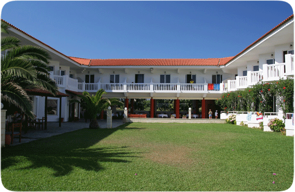 Hotel Chryssana - kategoria B+