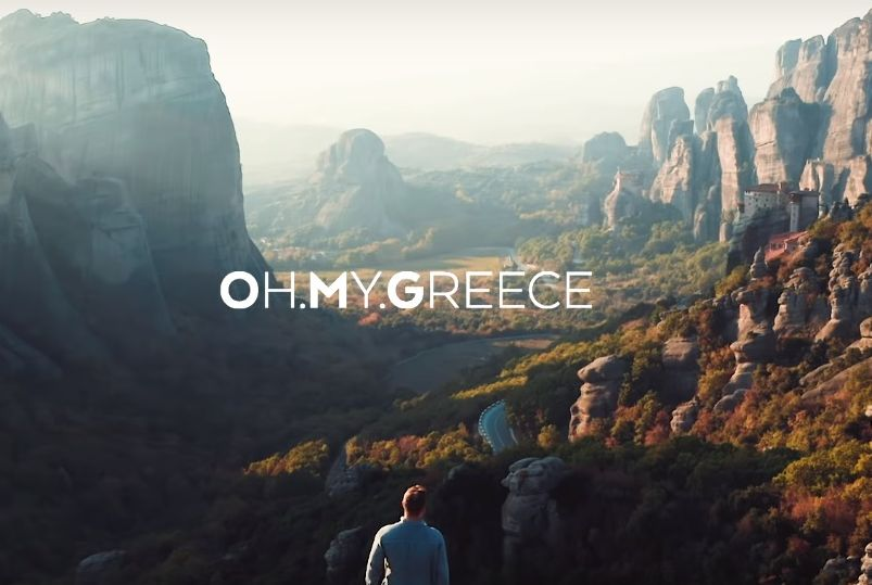 Oh my Greece!