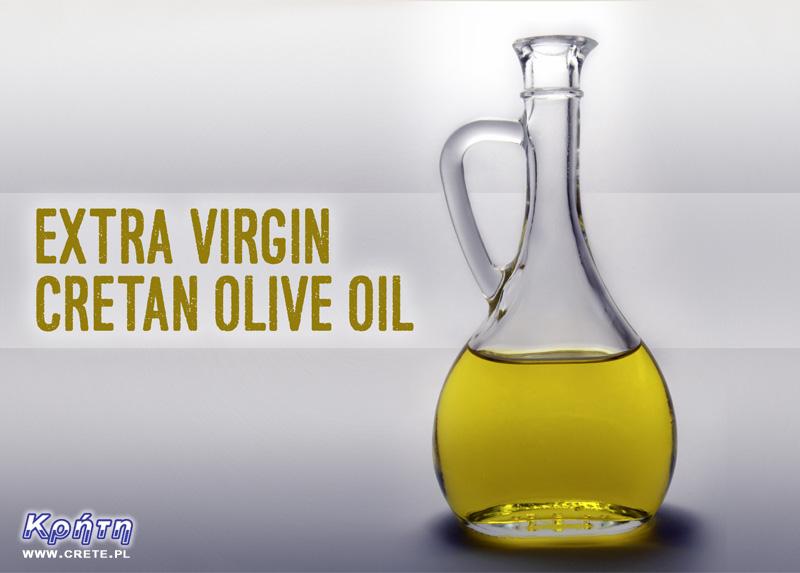 Karafka z oliwą