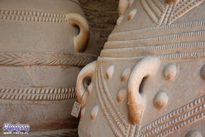 Pitosy w Knossos