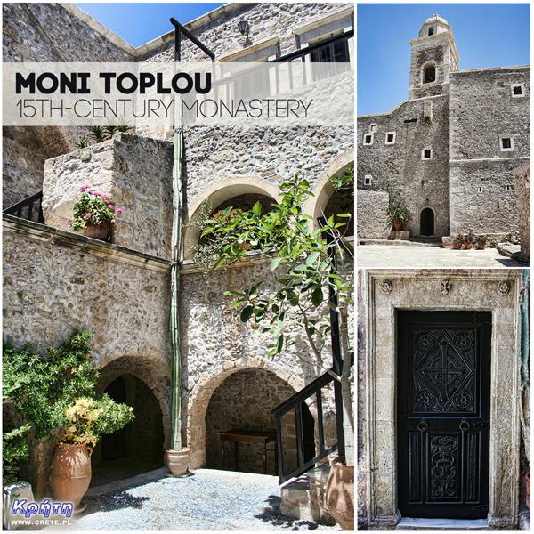 Klasztor Moni Toplou