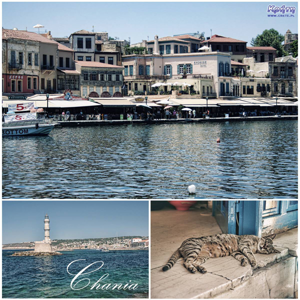 Postcard from Crete - Chania
