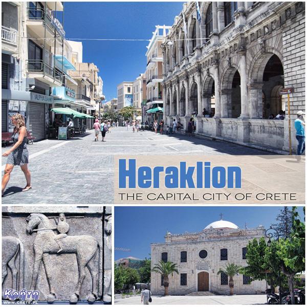 Heraklion - die Hauptstadt von Kreta