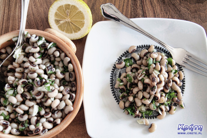 Bean salad black eyelet